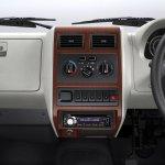 2013 Tata Sumo Gold Front console