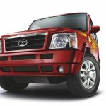 2013 Tata Sumo Gold front end