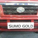 2013 Tata Sumo Gold grill
