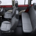 2013 Tata Sumo Gold interior shot