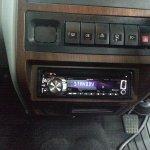 2013 Tata Sumo Gold music system
