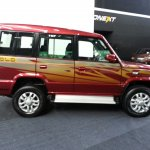 2013 Tata Sumo Gold side