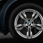 2014 BMW X5 M Sport 19-inch wheels