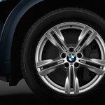 2014 BMW X5 M Sport 19-inch wheels