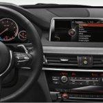 2014 BMW X5 M Sport steering wheel