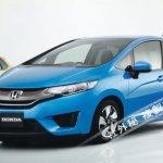2014 Honda Jazz front