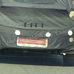 2014 Hyundai i10 spied bootlid