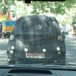 2014 Hyundai i10 spied rear side