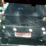 2014 Hyundai i10 spied taillights