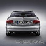 2014 Mercedes E Class india rear