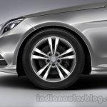 2014 Mercedes E Class india wheel