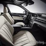 2014 Mercedes E Class seats