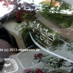 2014 Mercedes S Class American version interior