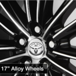 2014 Toyota Corolla Alloy Wheel