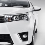 2014 Toyota Corolla European version headlight