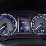 2014 Toyota Corolla European version instrument cluster