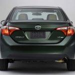 2014 Toyota Corolla LE Eco rear