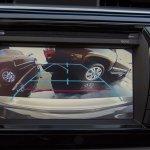 2014 Toyota Corolla centre display