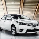 2014 Toyota Corolla for Europe