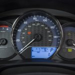 2014 Toyota Corolla instrument cluster
