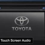 2014 Toyota Corolla music system