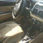2014 Toyota Vios interior