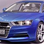 2015 Audi A4 Vario render