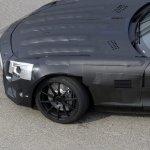 2015 Mercedes SLC AMG front fender