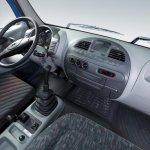Ashok Leyland Avia trucks interior
