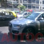 Audi Q3 locally assembled version spotted testing