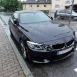 BMW 4 Series Coupe spied in Germany