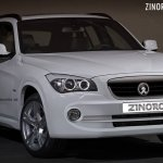 BMW X1 based Zinoro crossover