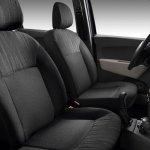 Dacia Lodgy Silver Line interior