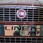 Fiat Linea Tjet front plate