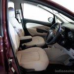 Fiat Linea Tjet front seats