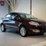 Fiat Linea Tjet front three quarter view