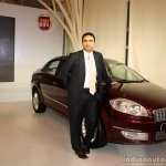 Fiat Linea Tjet launch