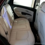Fiat Linea Tjet rear seats