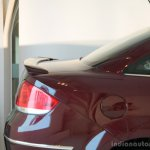 Fiat Linea Tjet spoiler side view