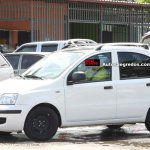 Fiat XC3 a.k.a. Fiat project 344 spied in Brazil