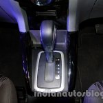 Ford EcoSport launched in India automatic gearlever PowerShift