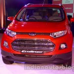 Ford EcoSport launched in India front view
