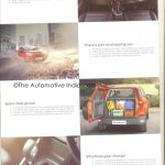 Ford Ecosport Brochure Literature