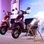 Front left three quartes of the Honda Activa-I