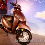 Front three quarter of the Honda Activa-I