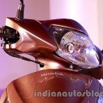 Headlamp of the Honda Activa-I
