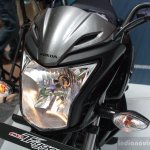 Headlamp of the Honda CB Trigger