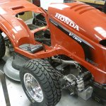 Honda super lawnmover