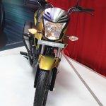 front Honda CB Trigger