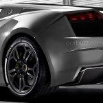 Lamborghini Cabrera taillight